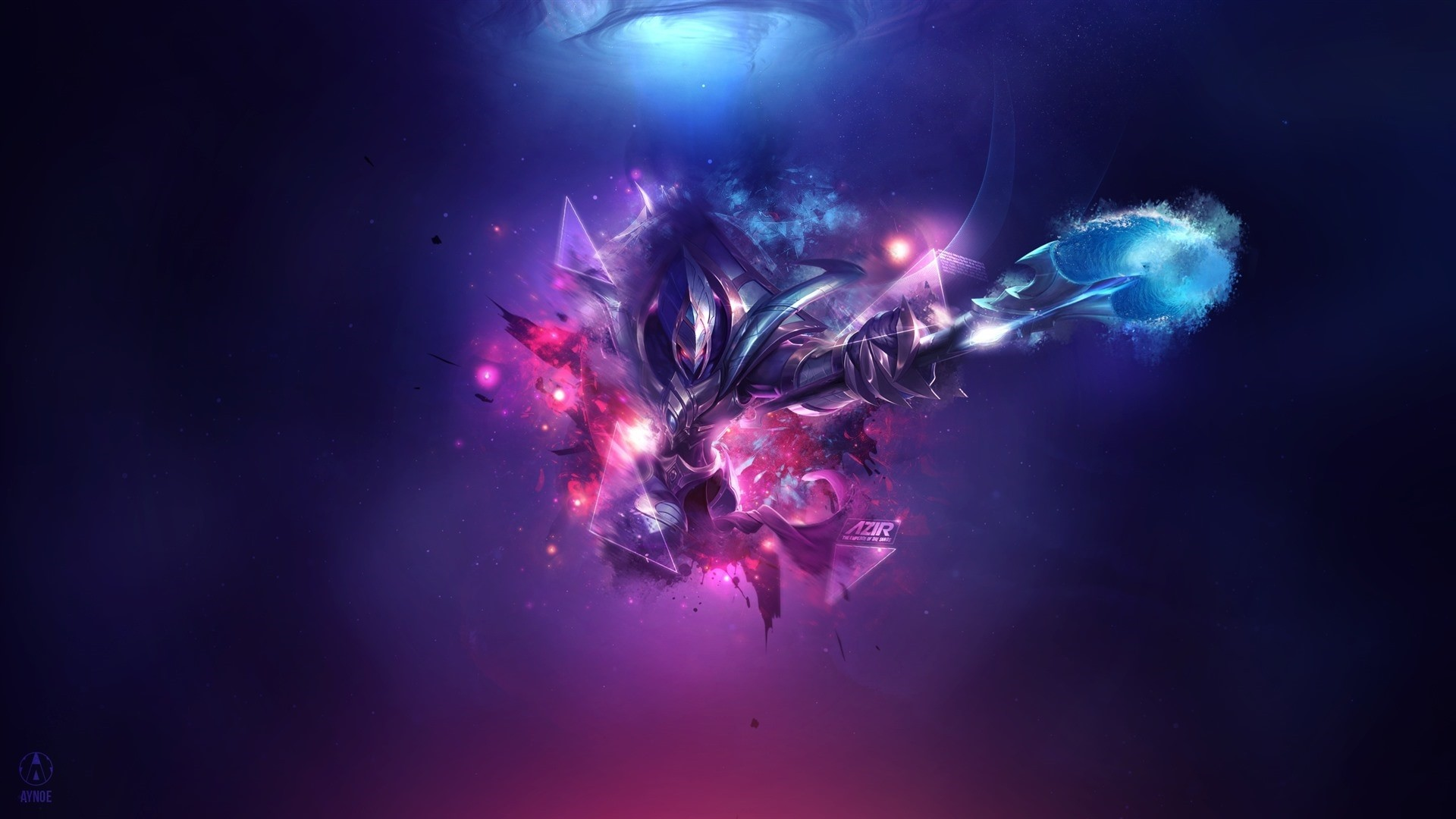 League Of Legends Free Desktop Wallpaper