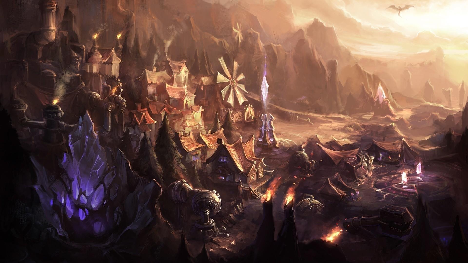 League Of Legends PC Wallpaper HD