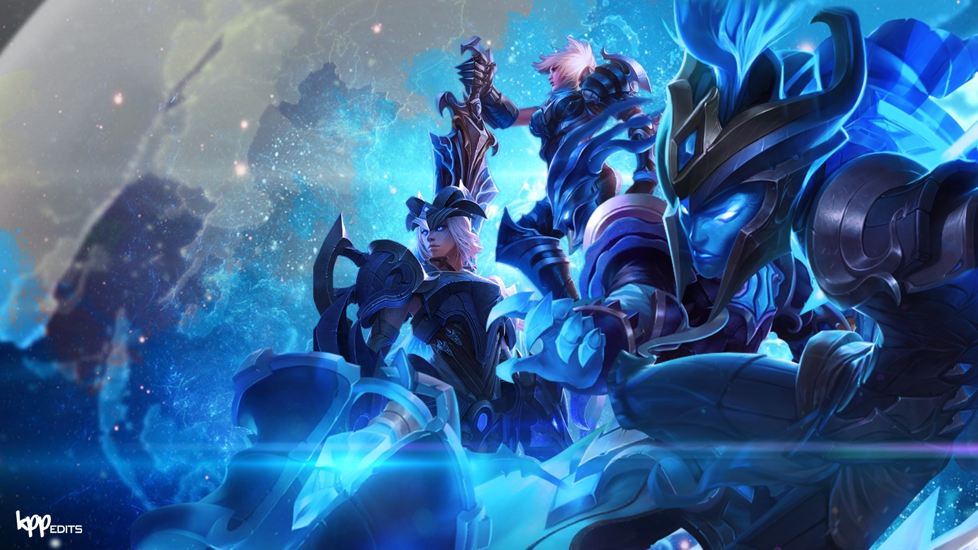 League Of Legends hd wallpaper for pc