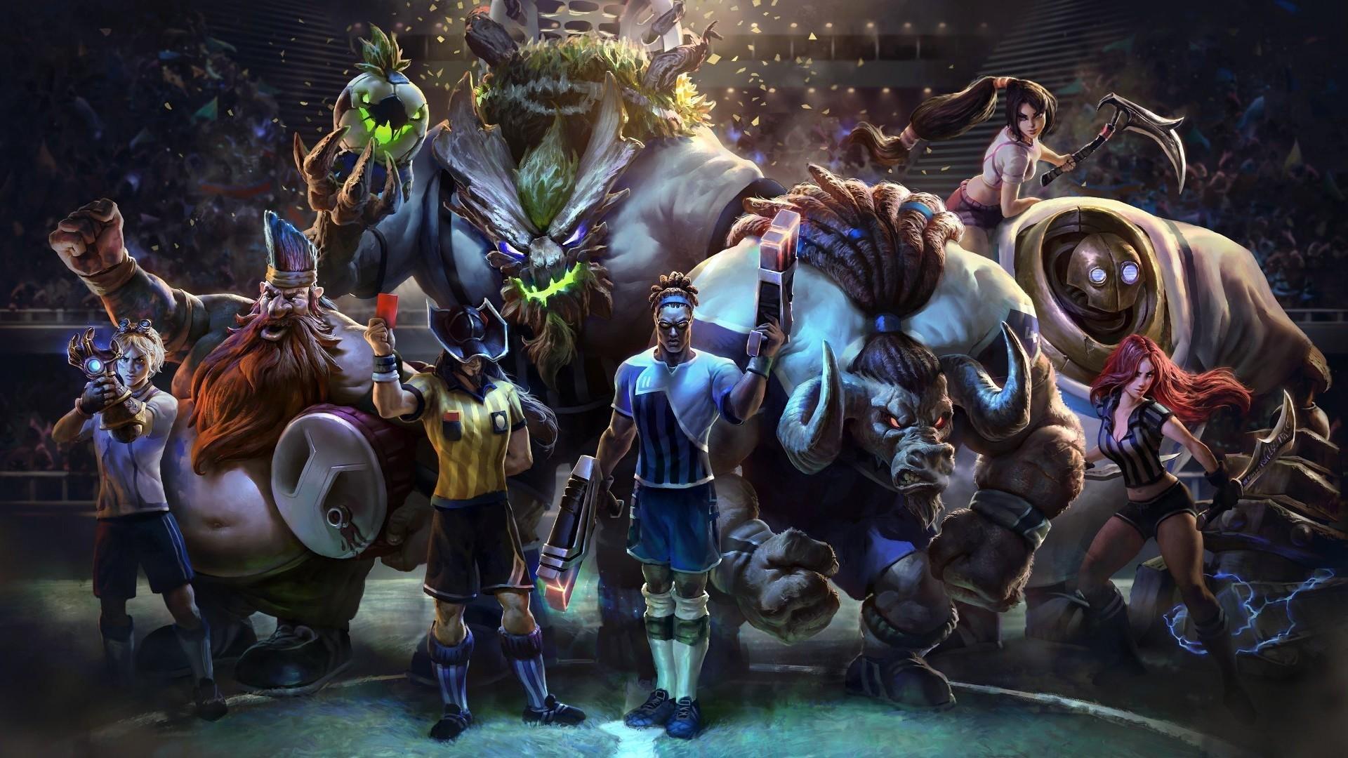 League Of Legends vertical wallpaper hd