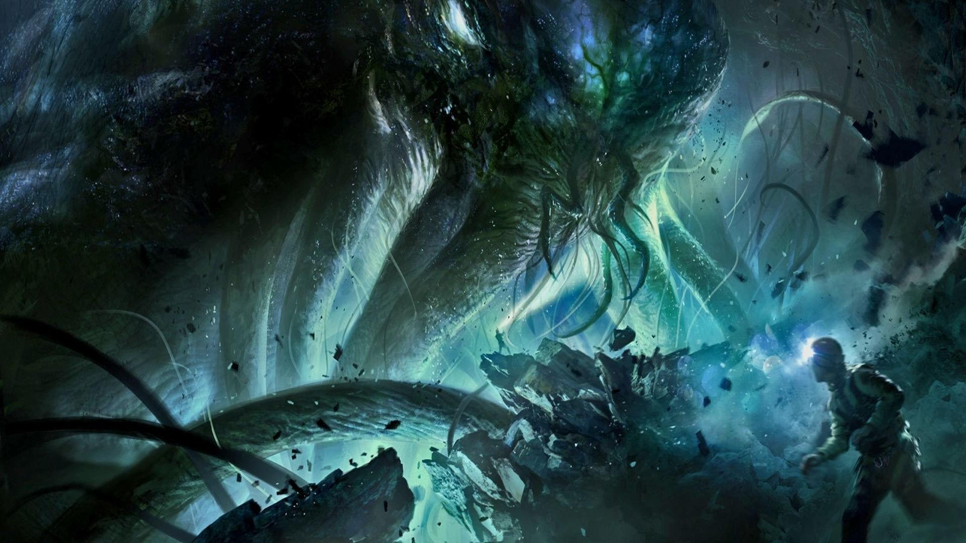 Lovecraft Wallpaper Download Full
