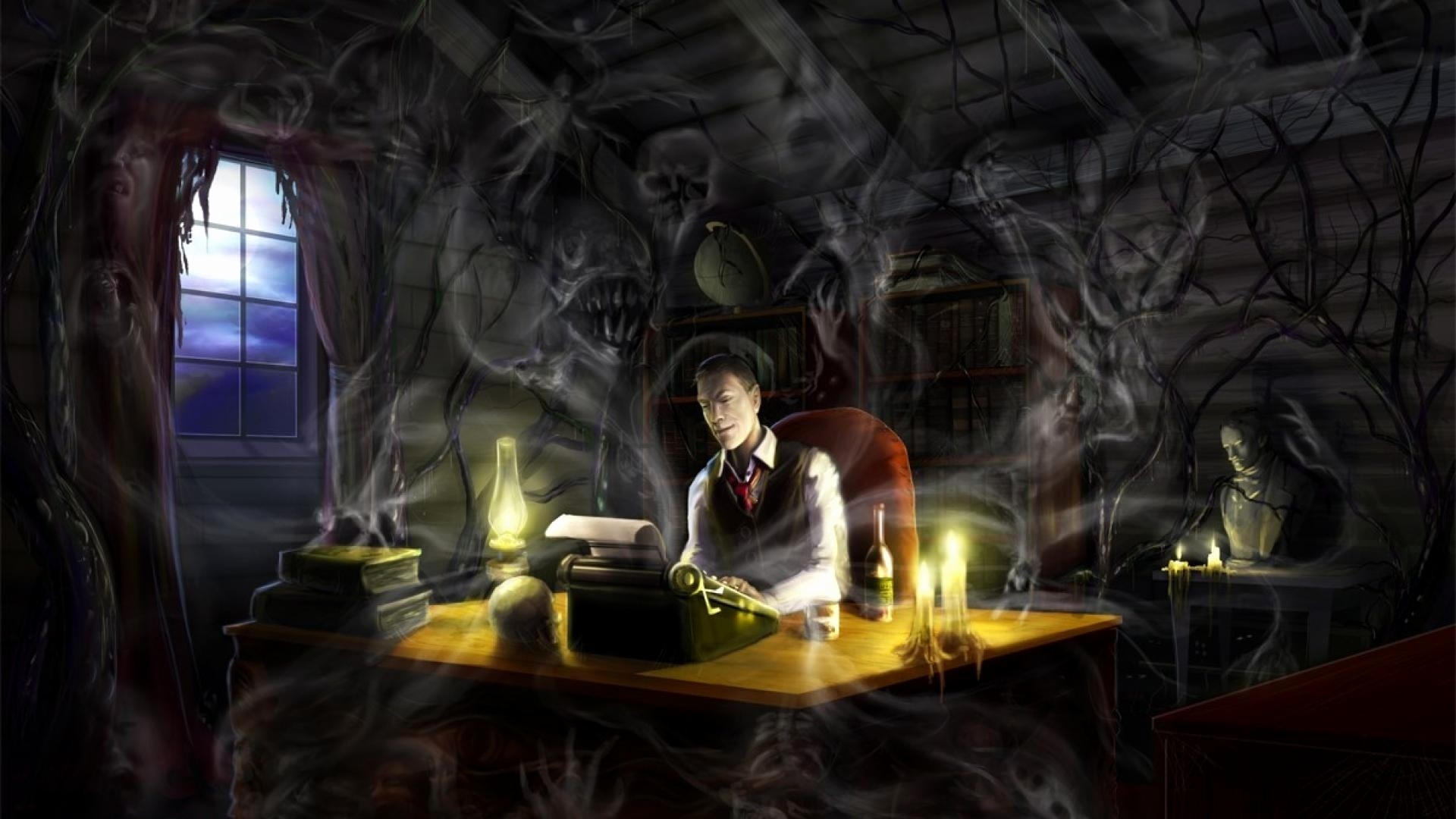 Lovecraft Wallpaper For Pc