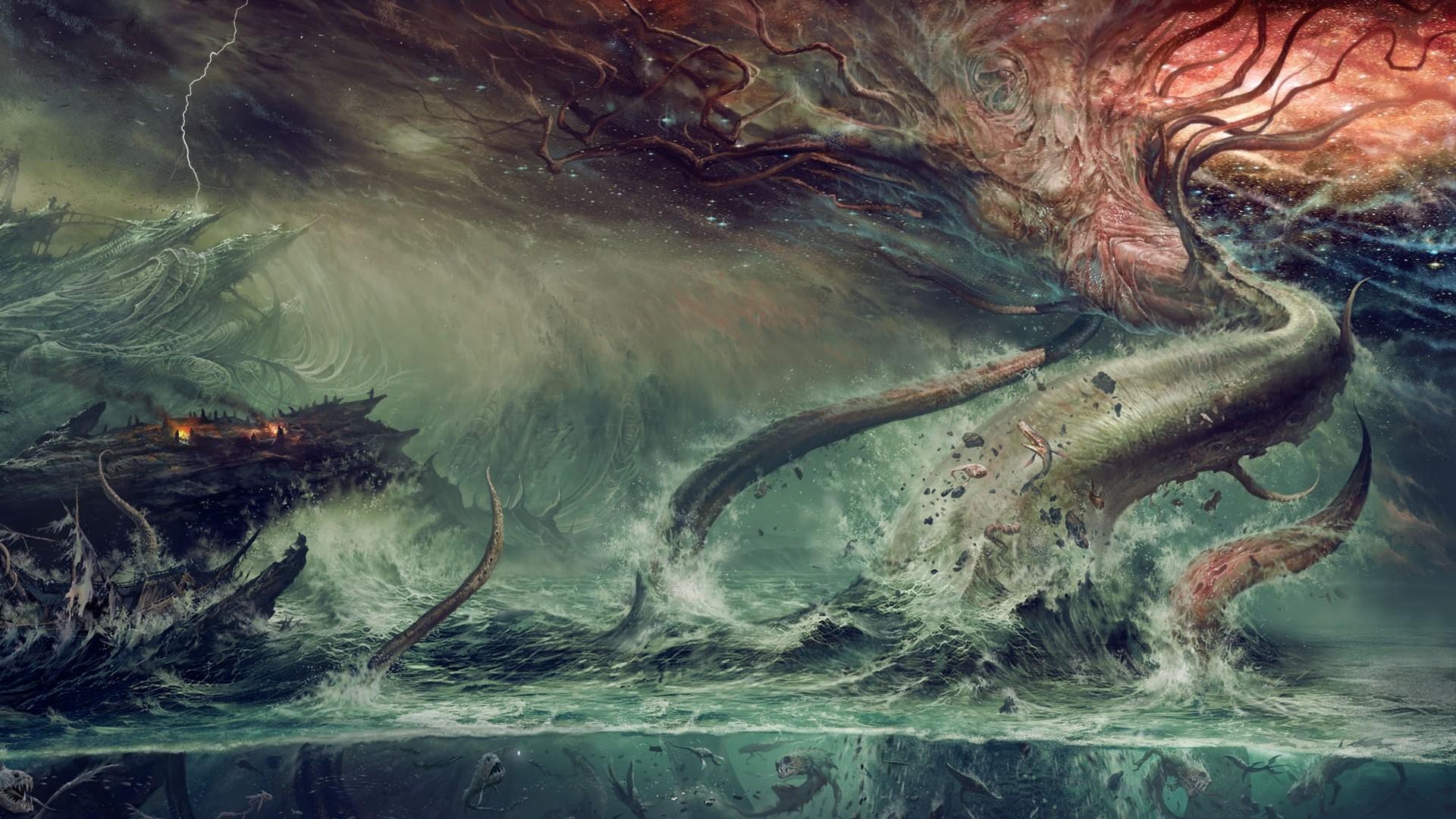Lovecraft Wallpaper Free