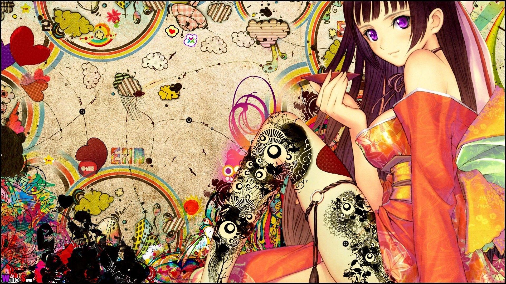 Manga Wallpaper Download Full