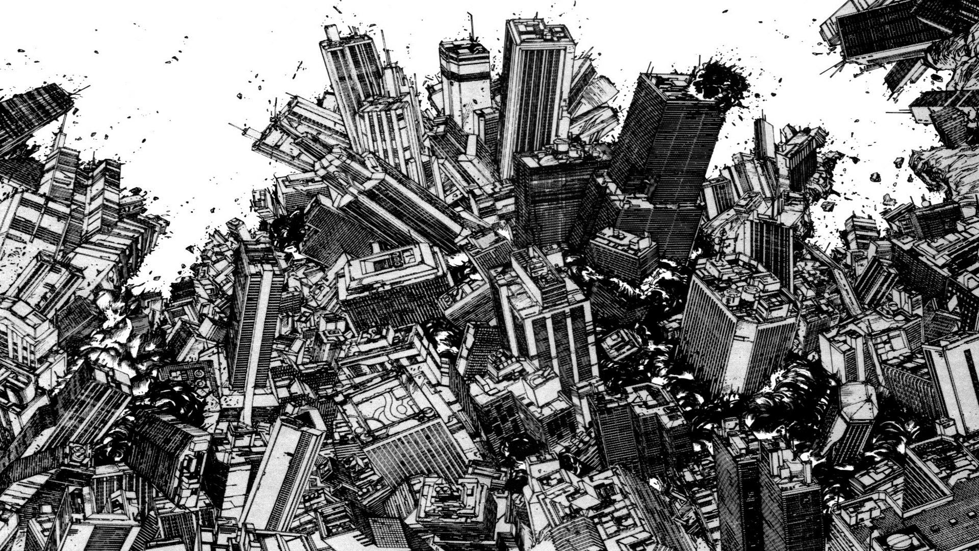 Manga Wallpaper Image