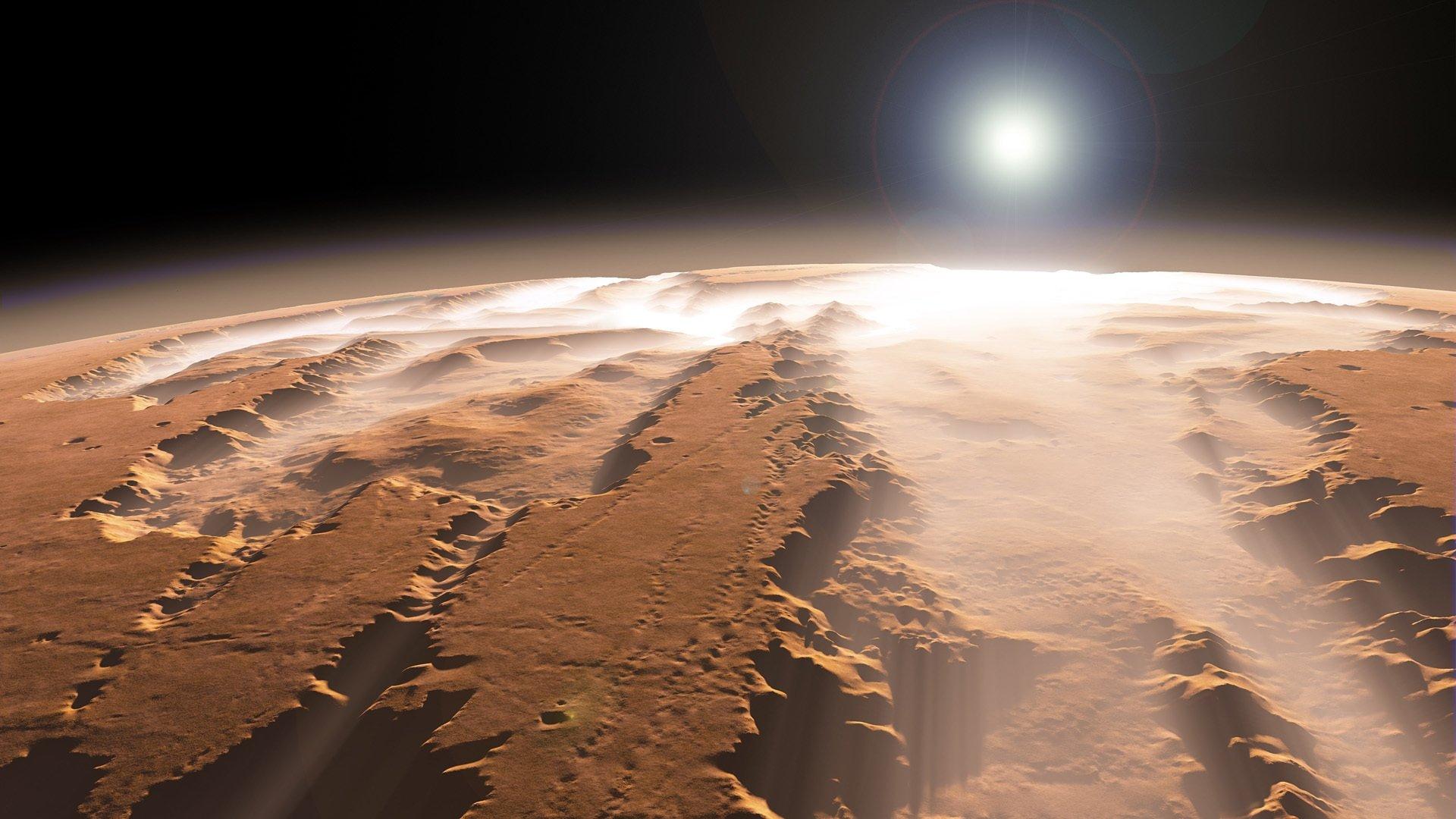 Mars Wallpaper 1920x1080