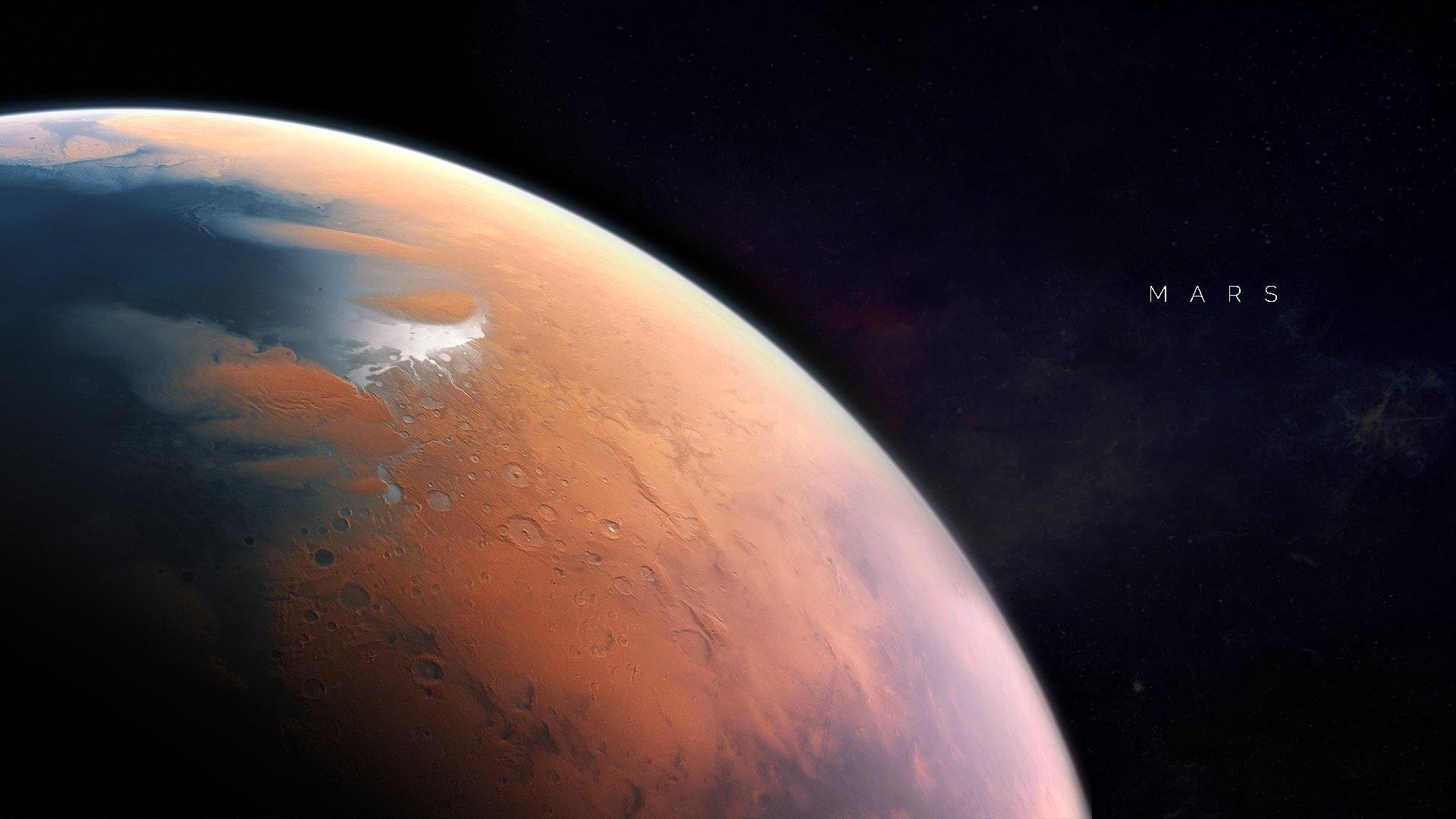 Mars Wallpaper Desktop