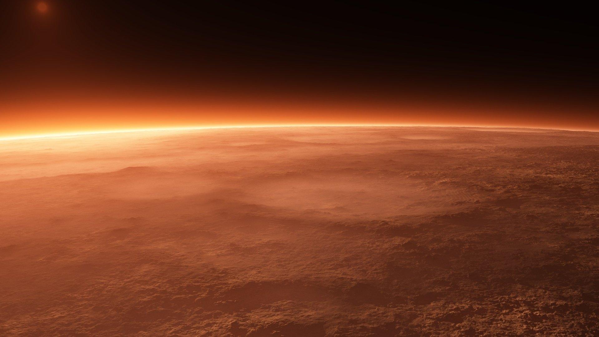 Mars Wallpaper Download