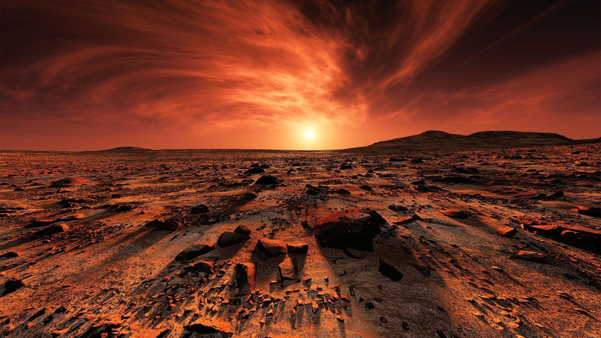 Mars Wallpaper Free Download