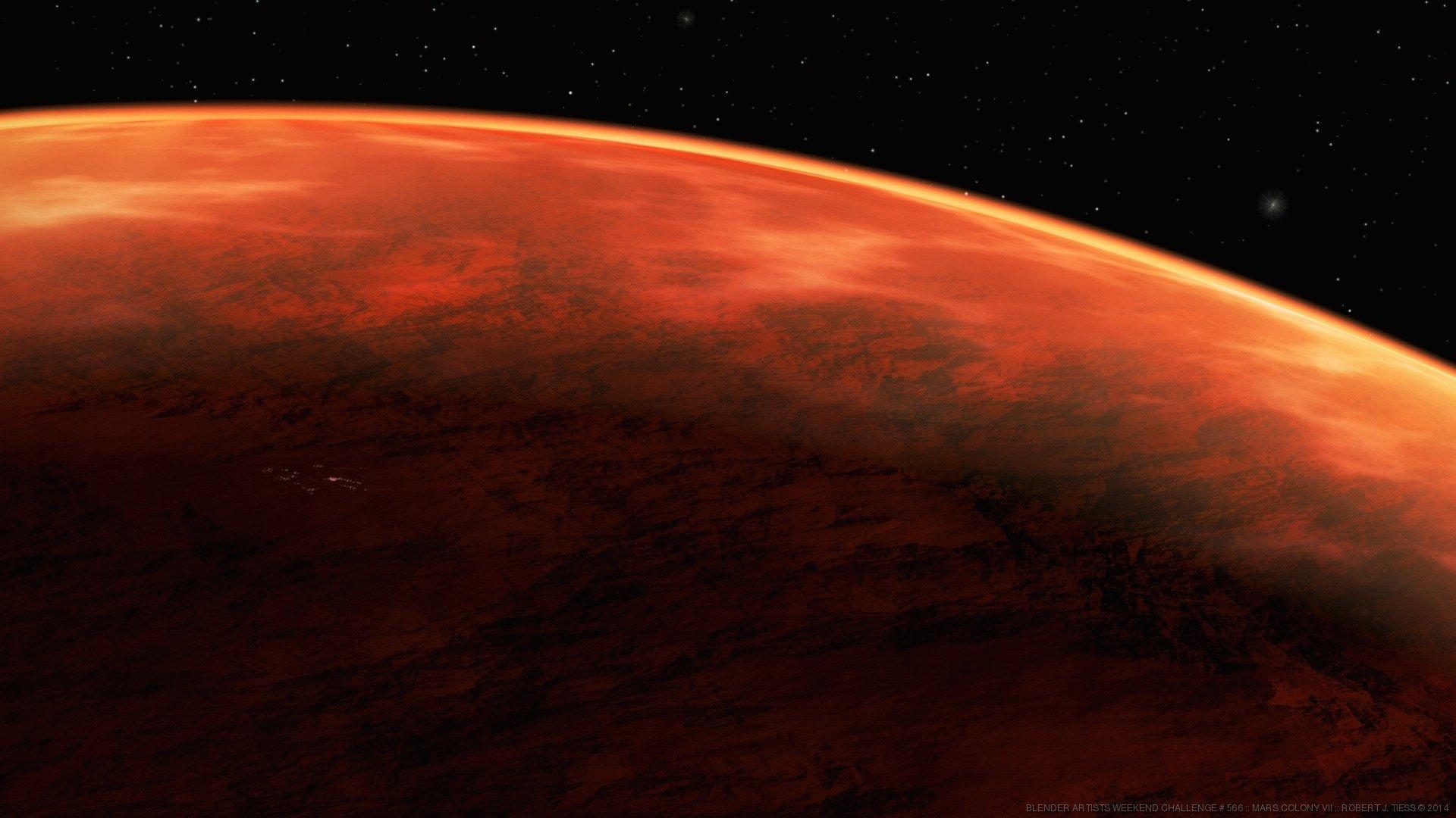 Mars Wallpaper HD