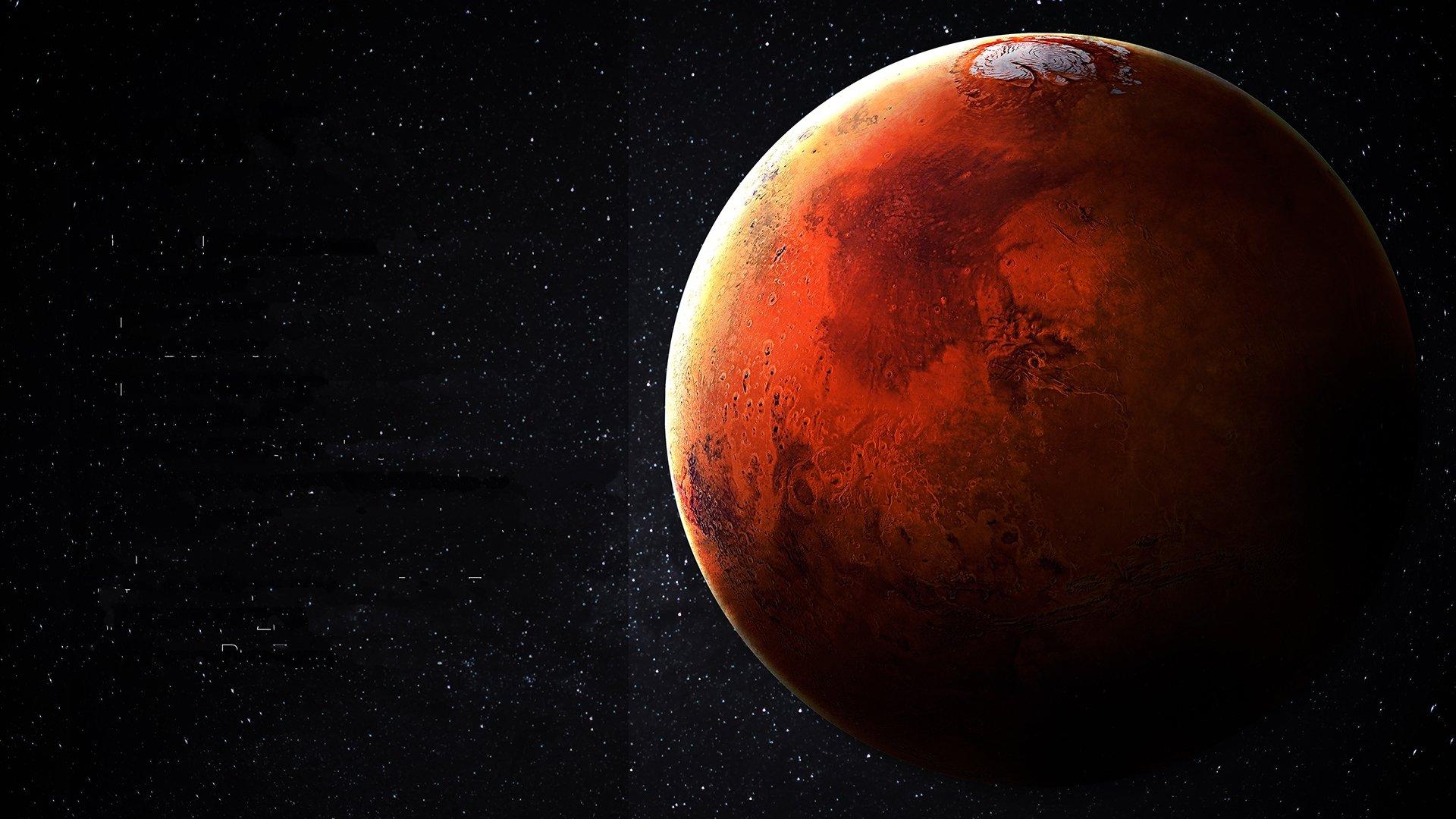 Mars Wallpaper Image