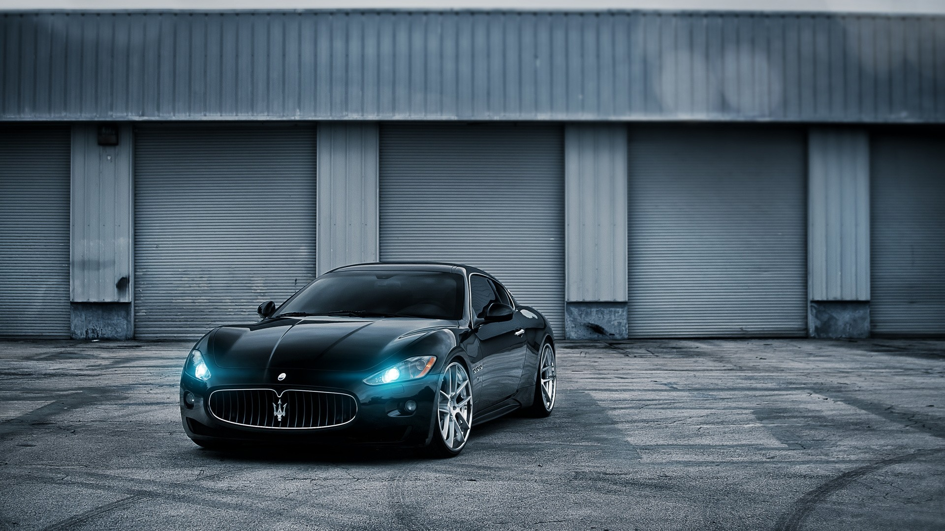 Maserati Wallpaper 1920x1080