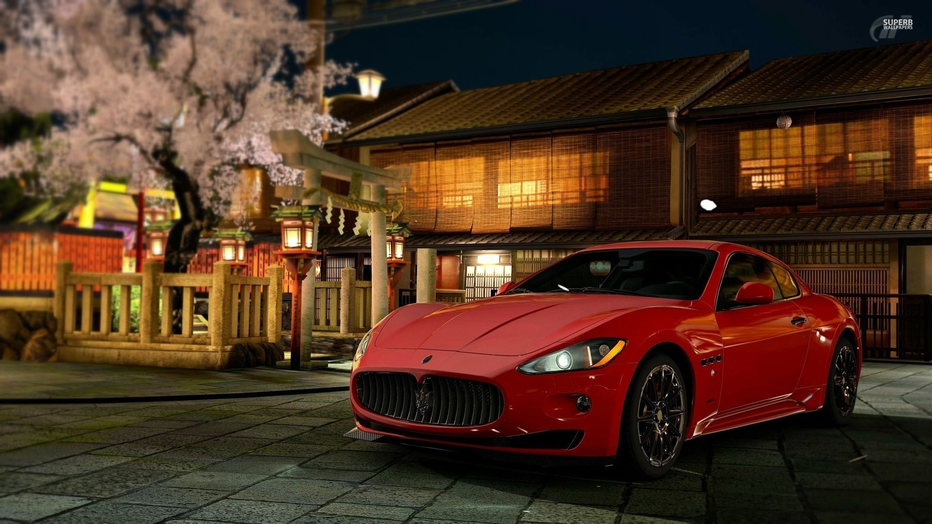 Maserati Wallpaper Download