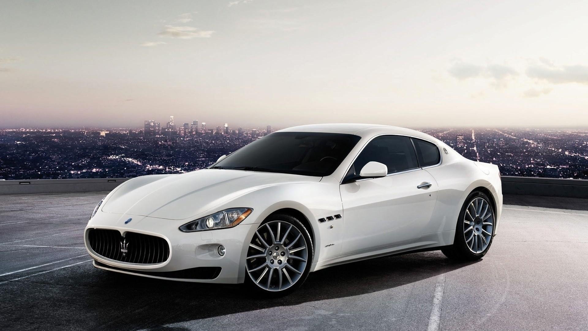 Maserati Wallpaper Free