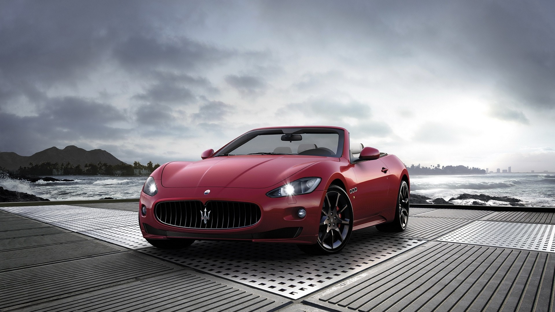 Maserati Wallpaper Free Download