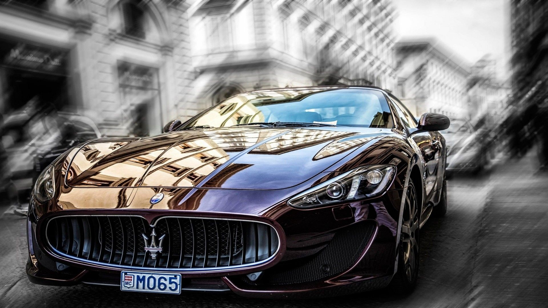 Maserati Wallpaper Full HD