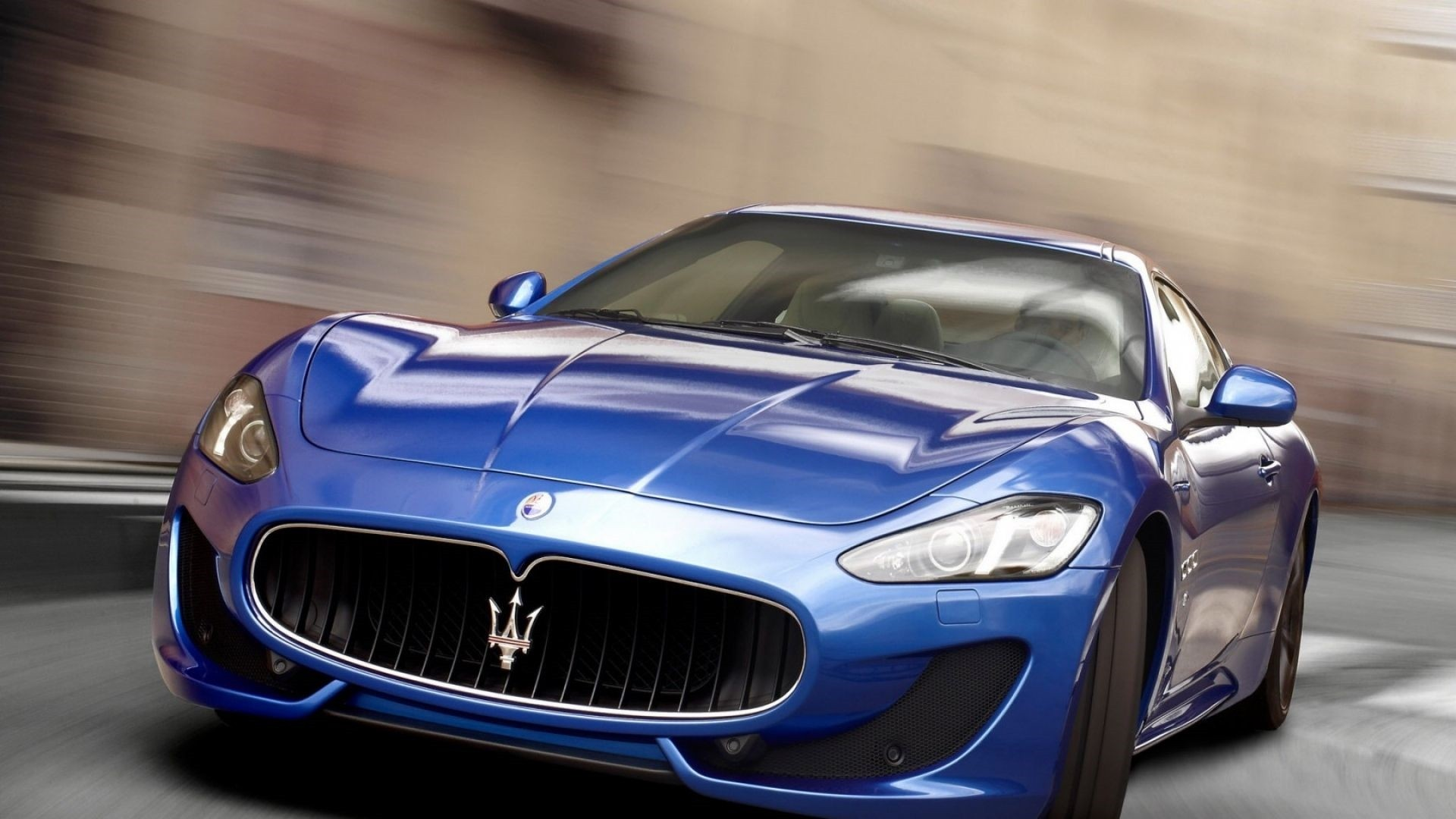 Maserati Wallpaper HD