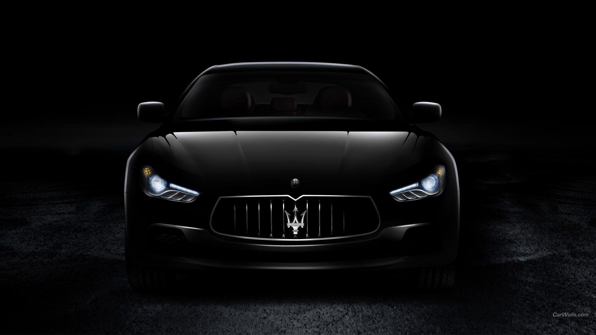 Maserati Wallpaper Image