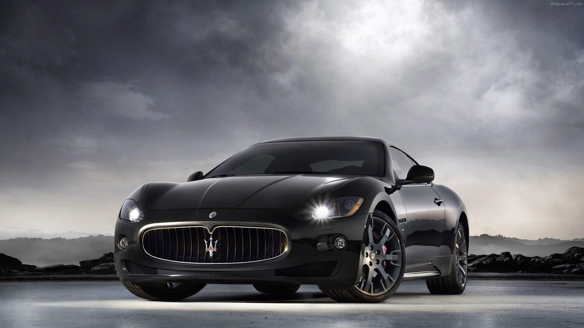 Maserati Wallpaper Pic