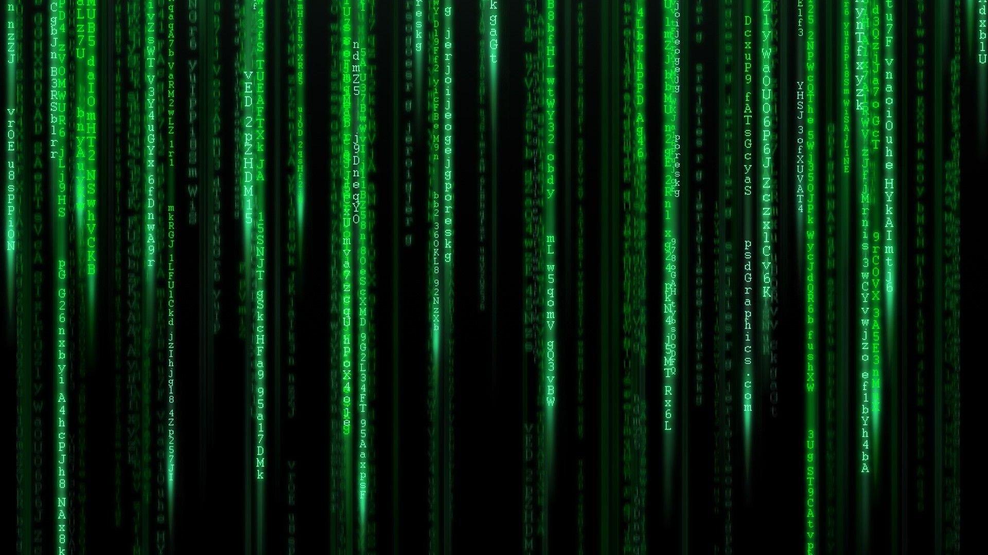 Matrix Wallpaper Desktop