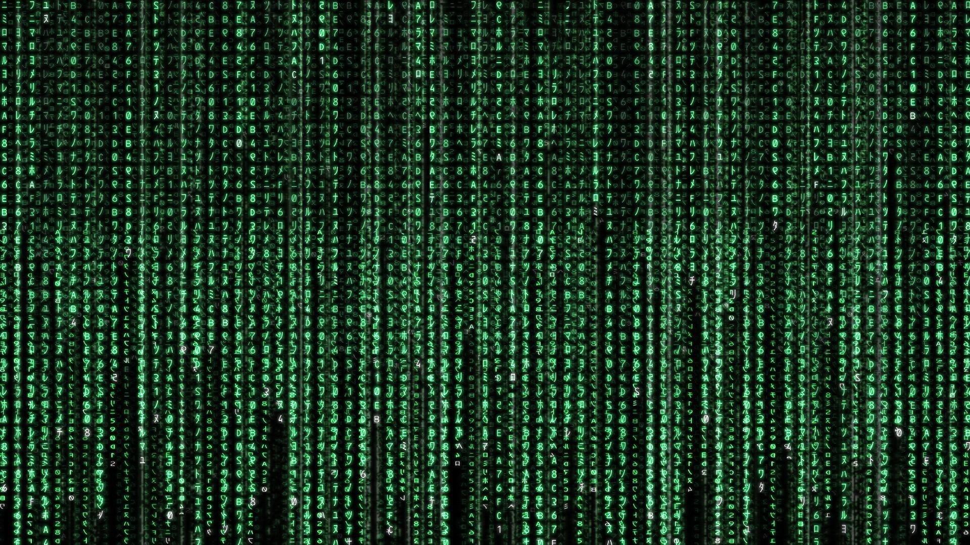 Matrix Wallpaper Image