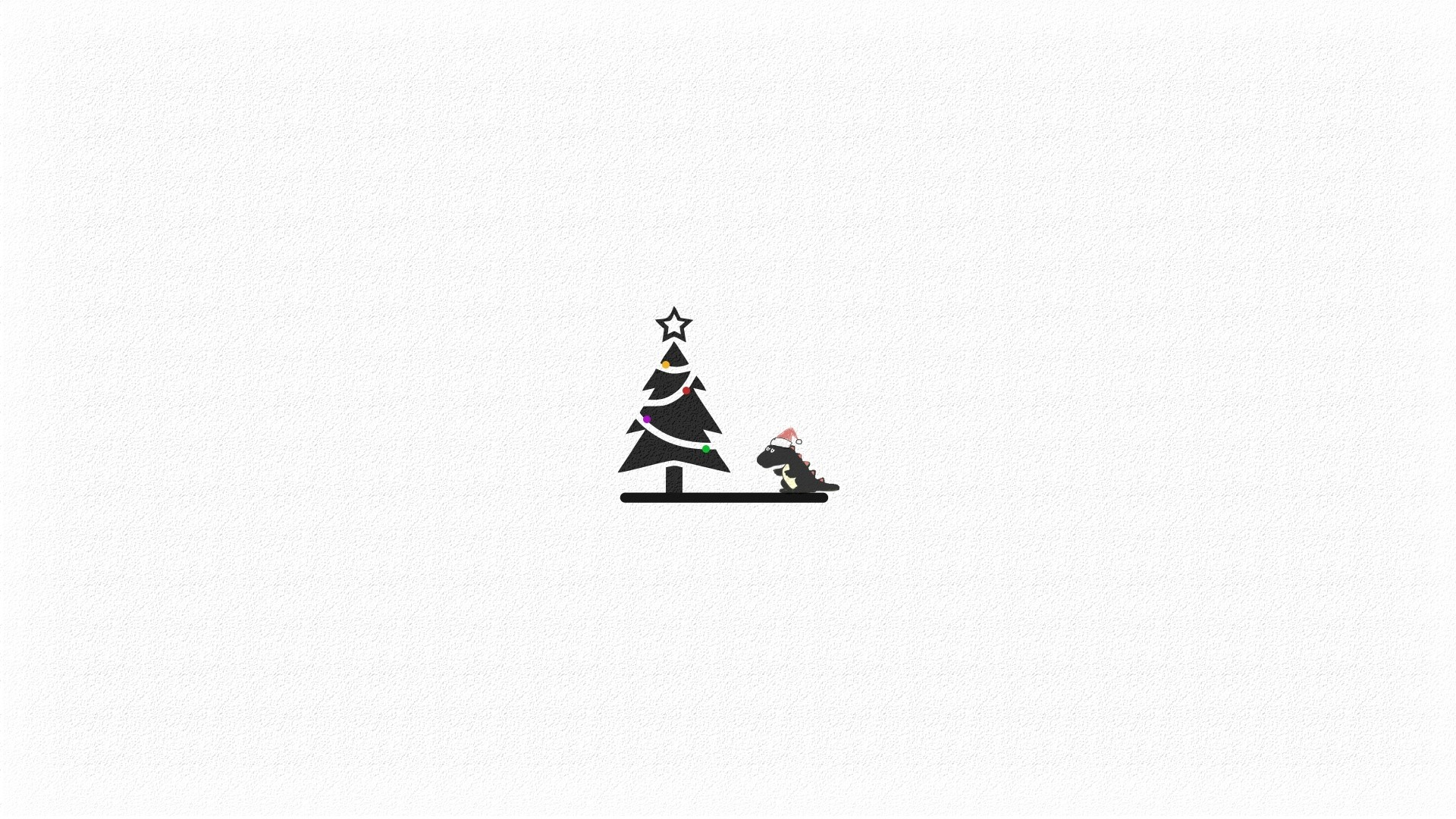 Minimalist Christmas Wallpaper Download