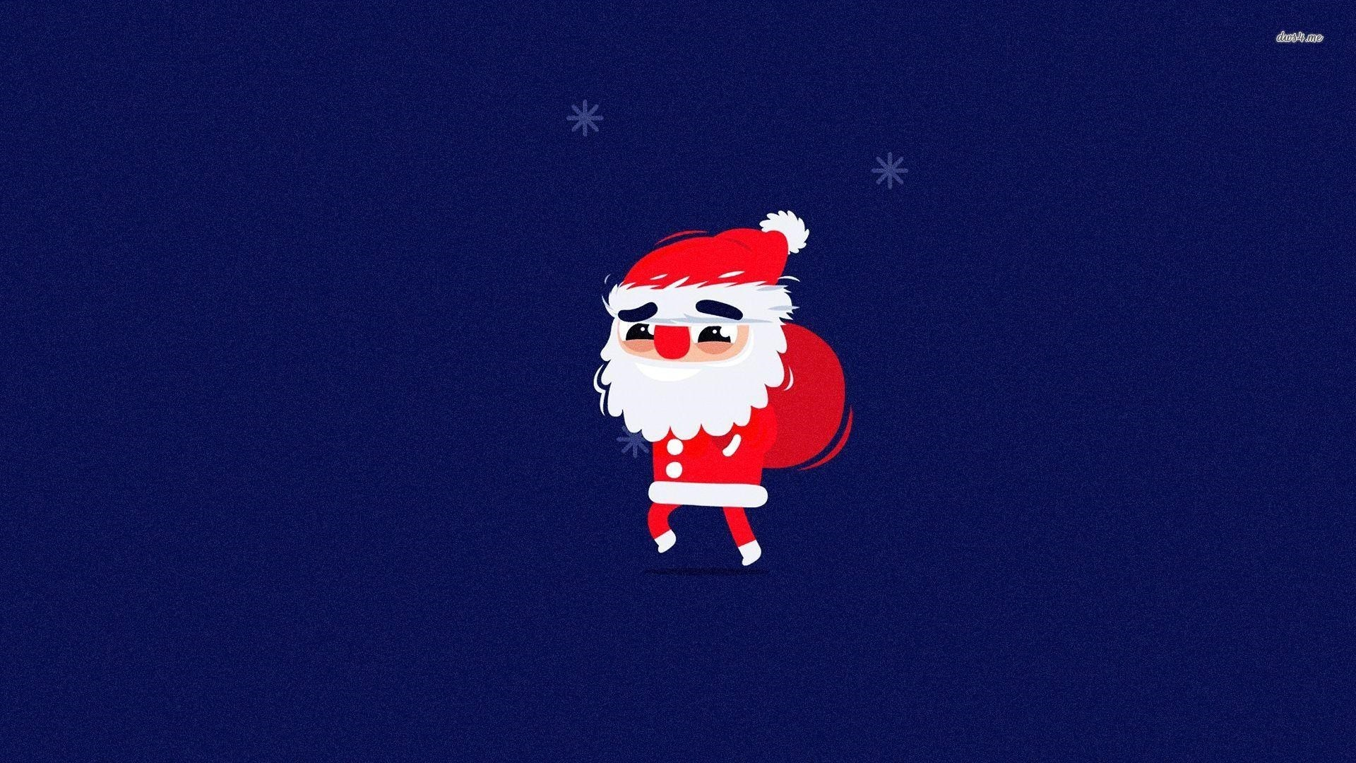 Minimalist Christmas Wallpaper Full HD