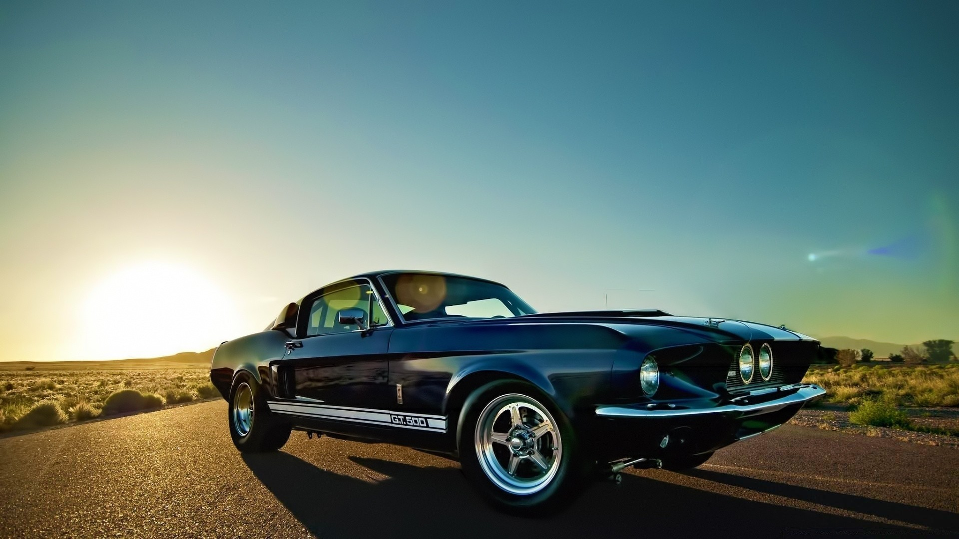 Mustang Wallpaper 1920x1080