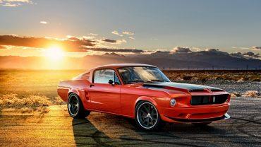 Mustang Wallpaper Desktop