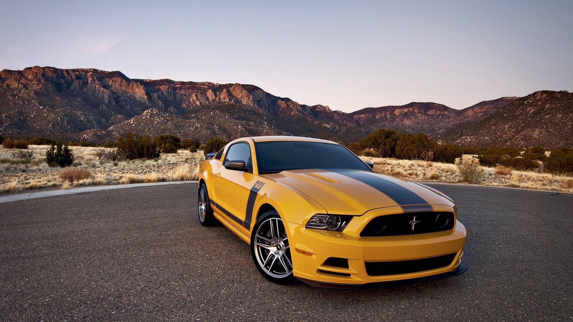 Mustang Wallpaper Download