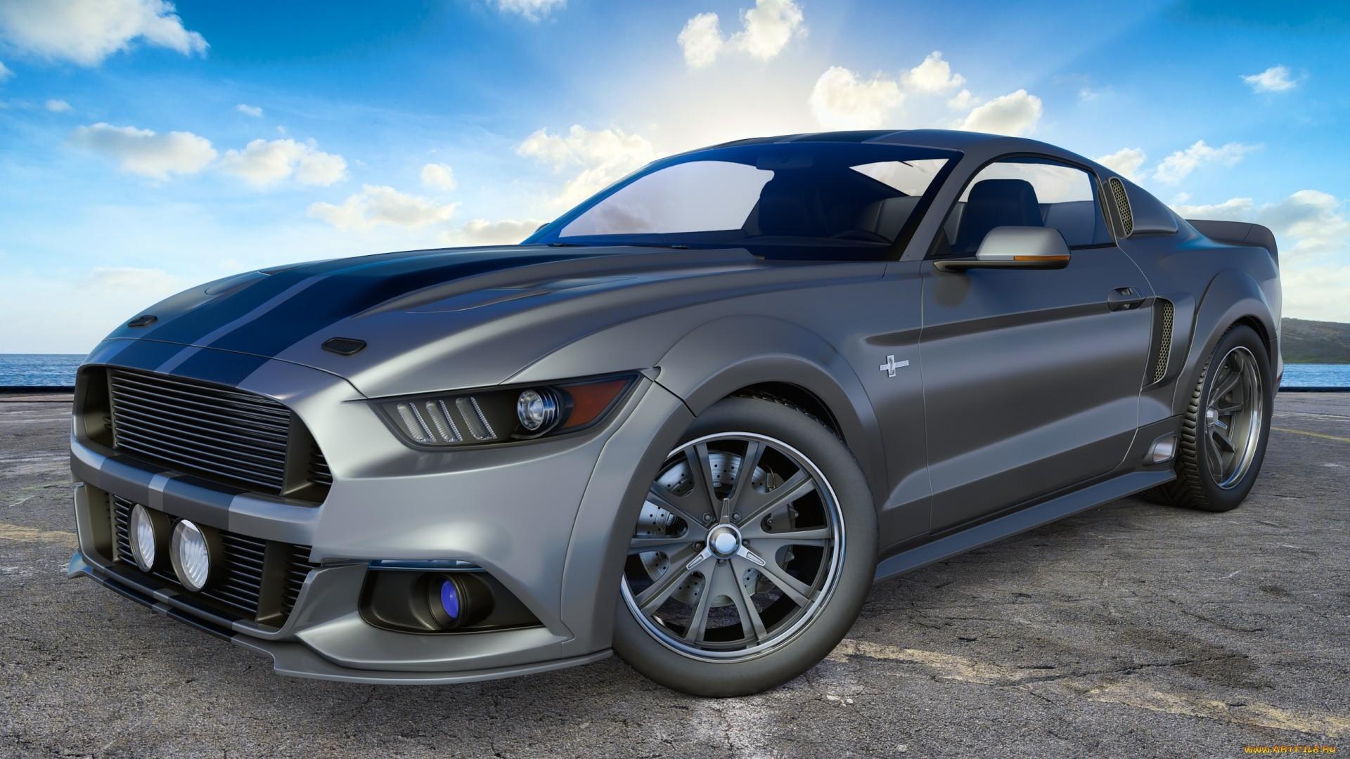 Mustang Wallpaper Image