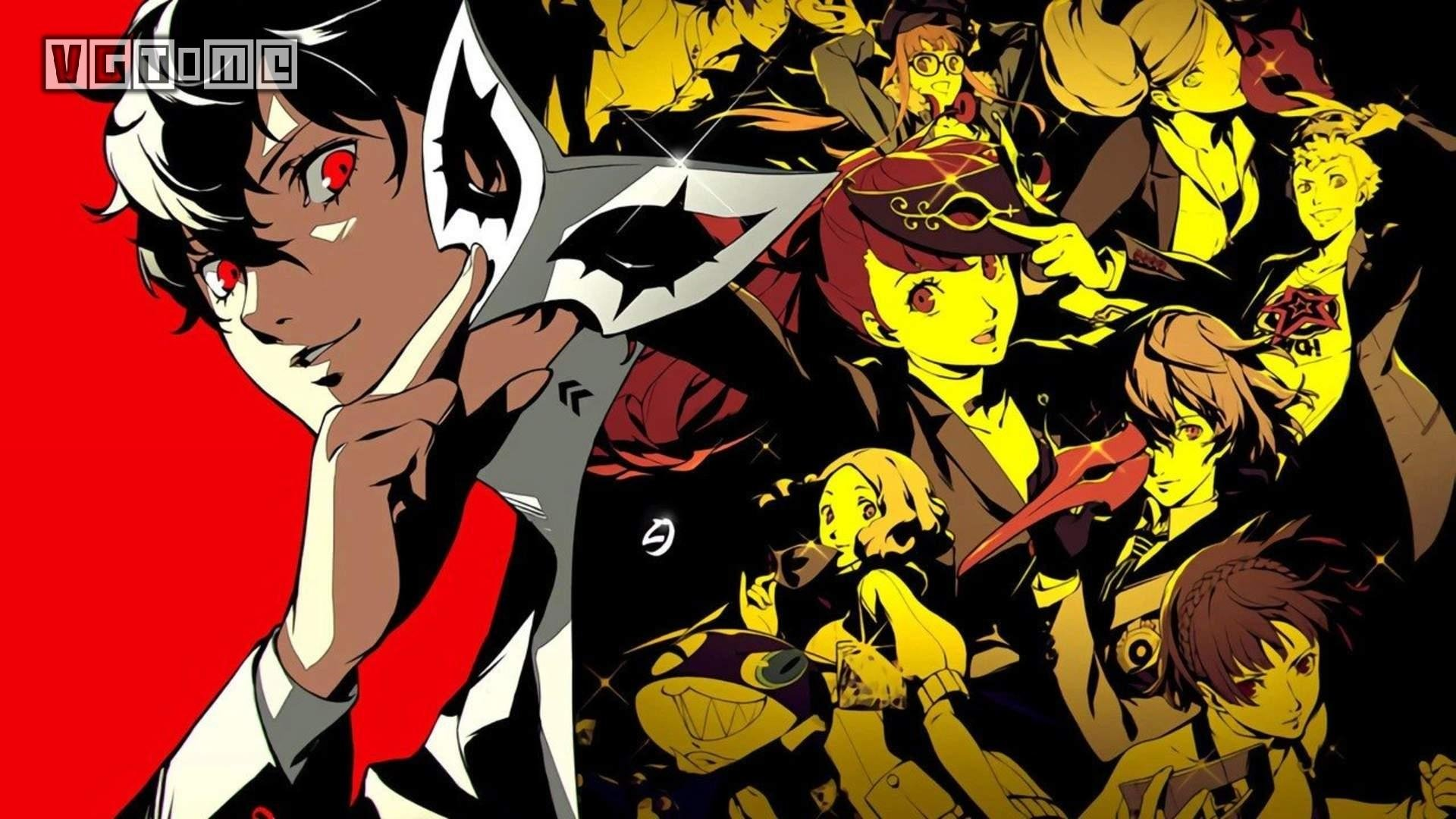Persona 5 Royal Wallpaper For Pc