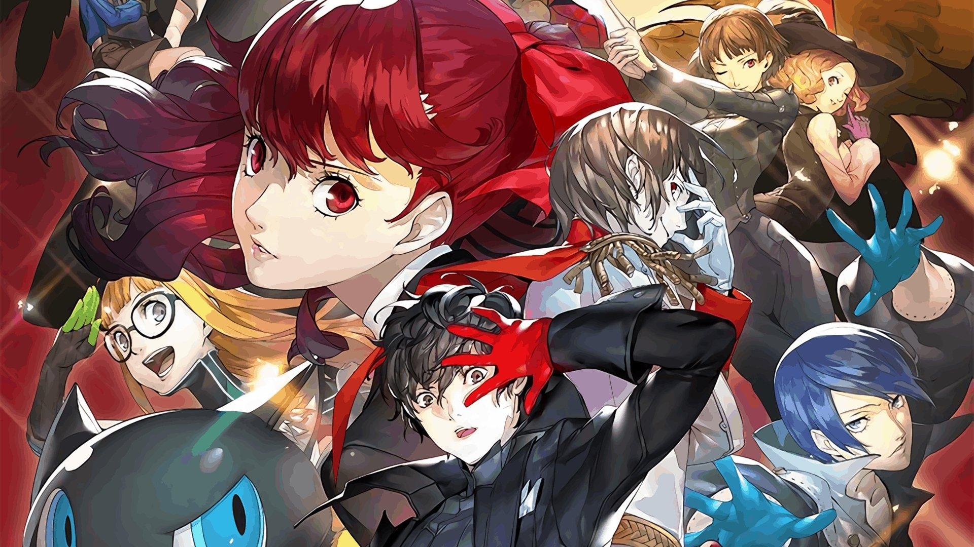 Persona 5 Royal Wallpaper Free