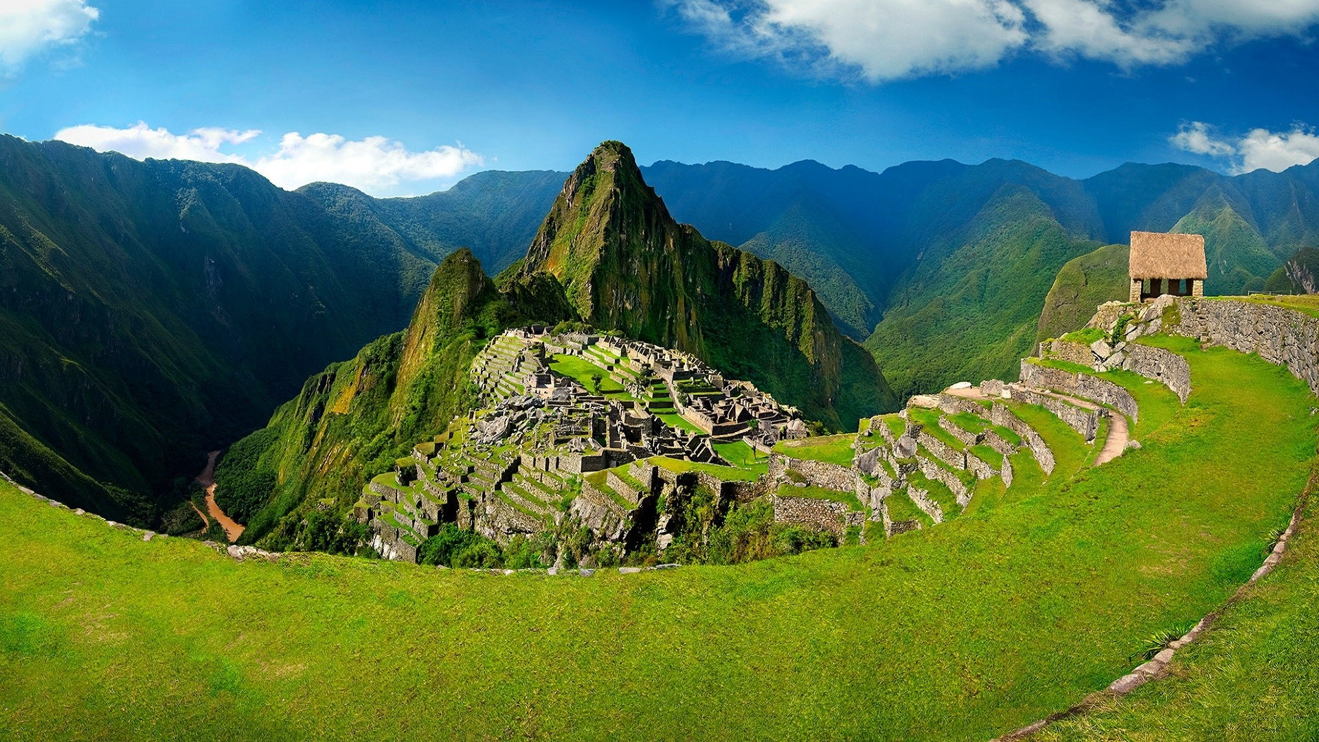 Peru Wallpaper Download