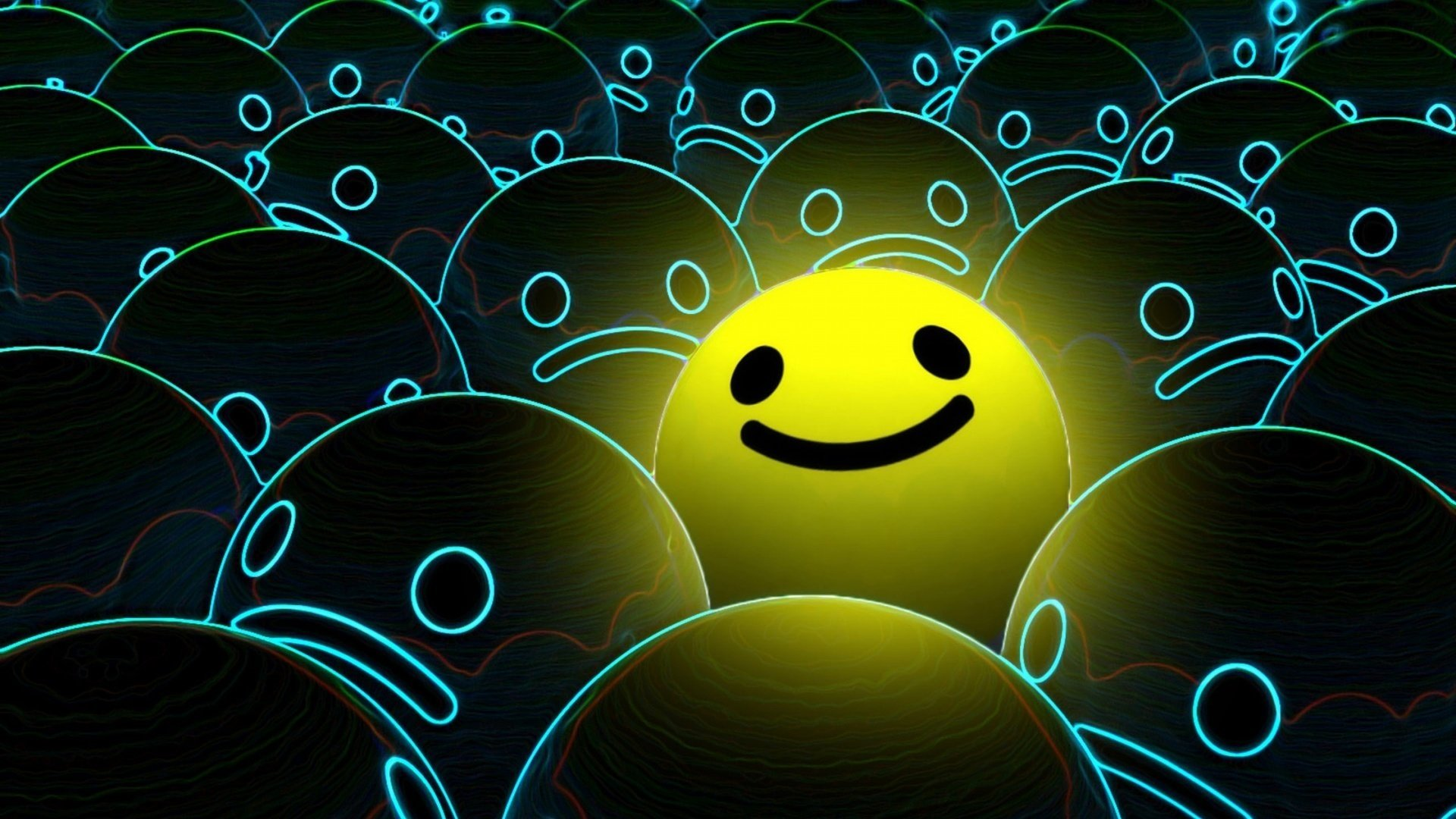 Positive Backgrounds Full HD