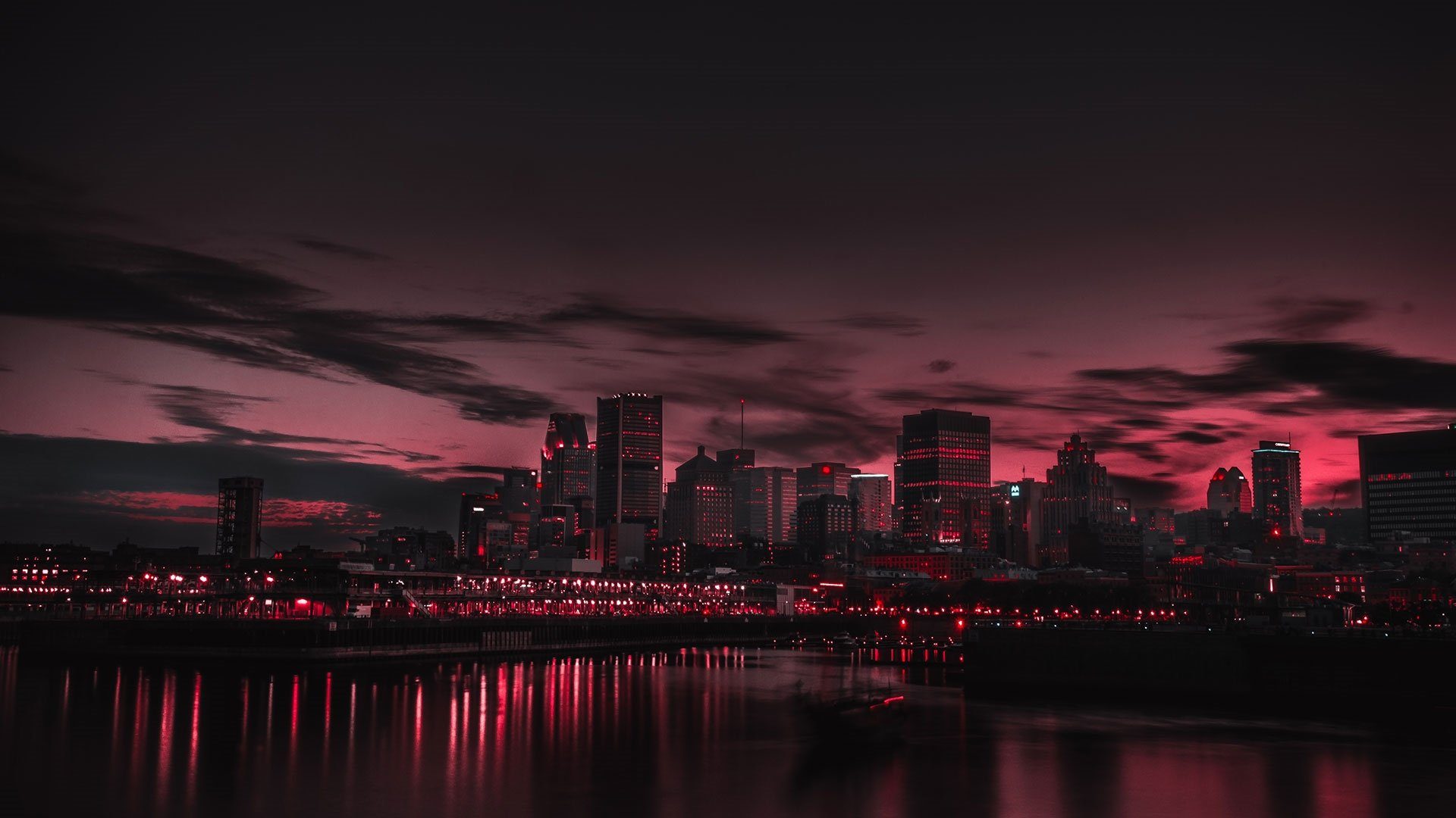 Red Aesthetic Wallpaper Download Full