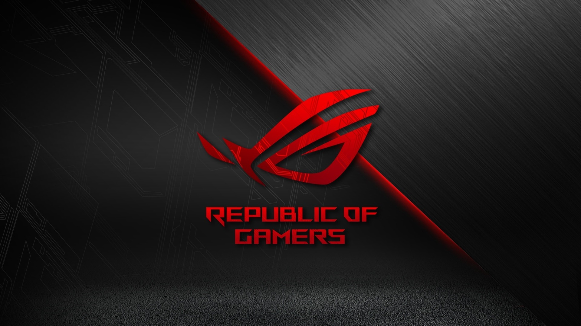 Rog Wallpaper 1920x1080