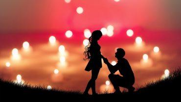 Romantic Love Wallpaper Image