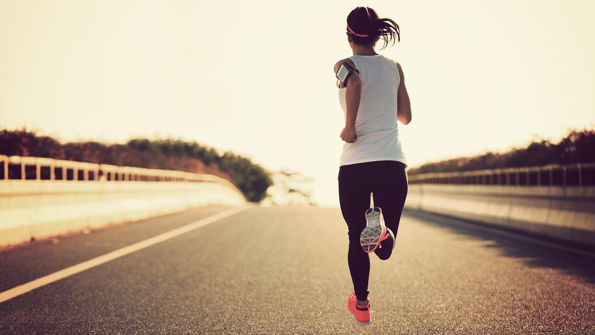 Running Wallpaper Pic