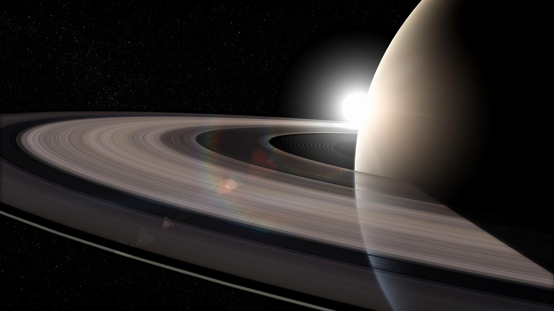 Saturn free hd wallpaper