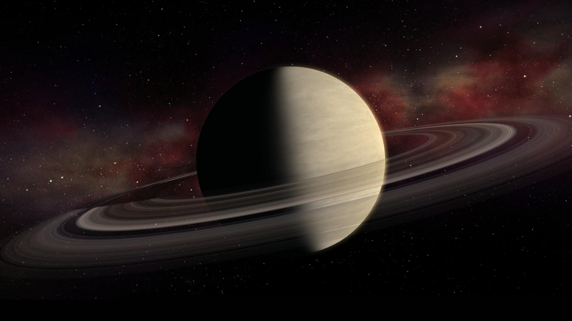 Saturn Wallpaper Image