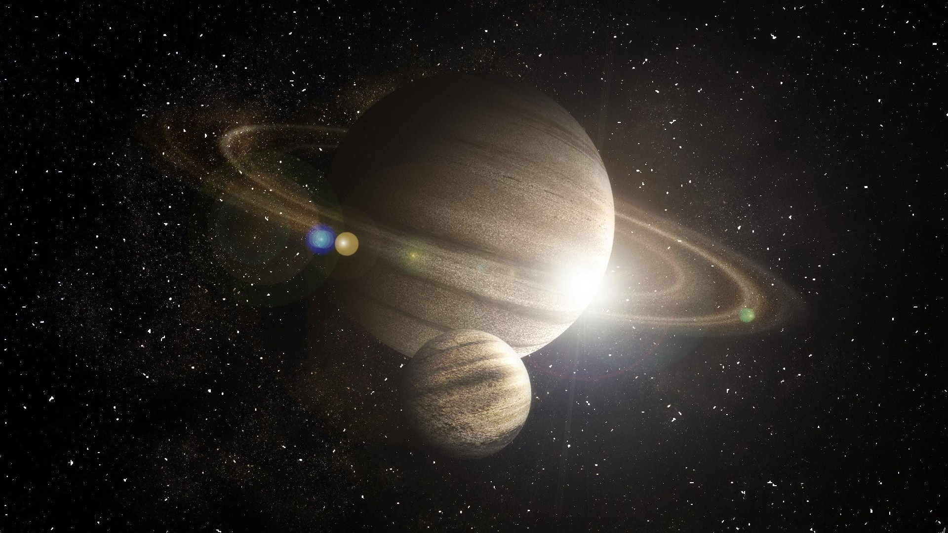 Saturn Image