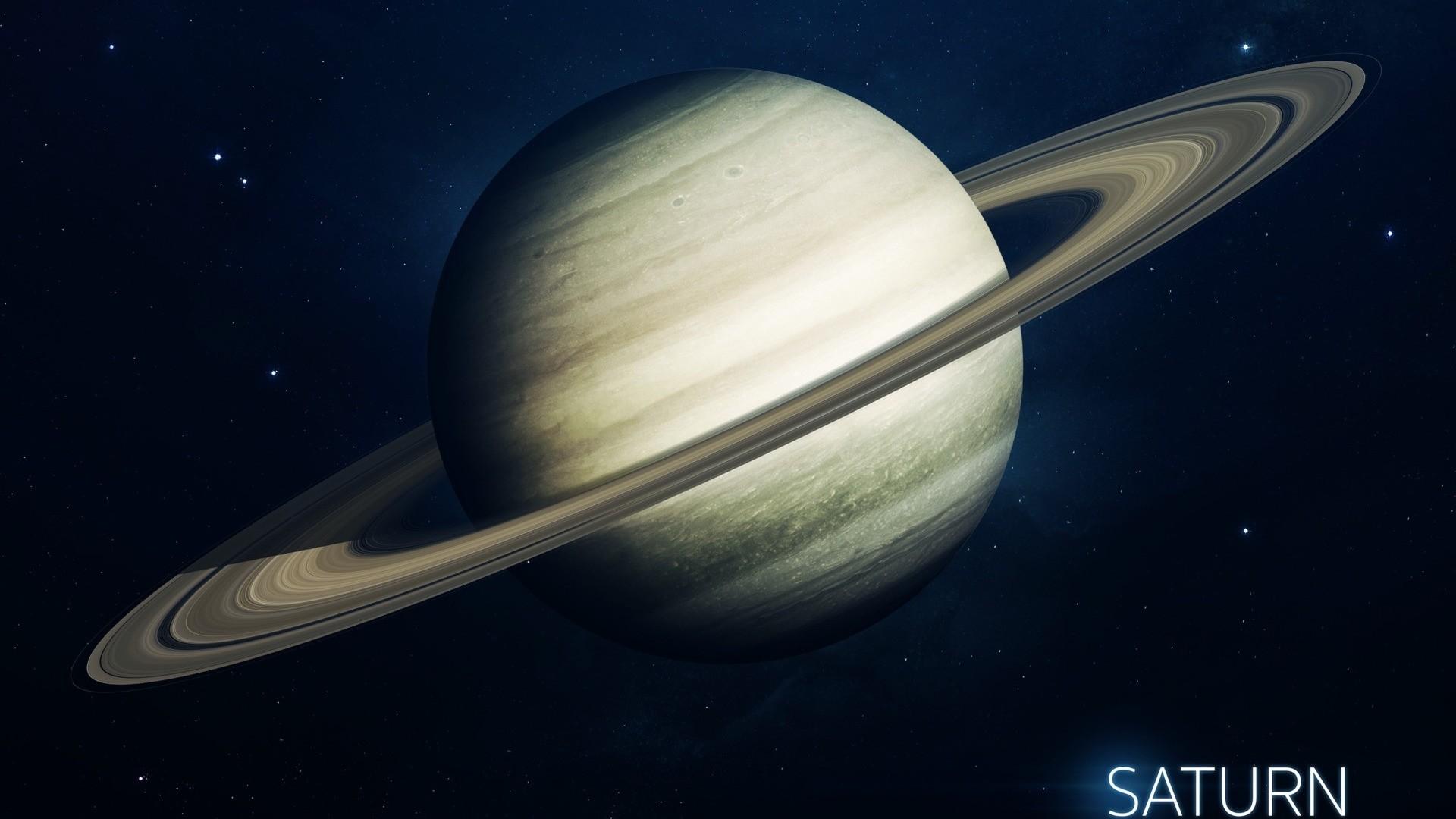 Saturn Good Wallpaper