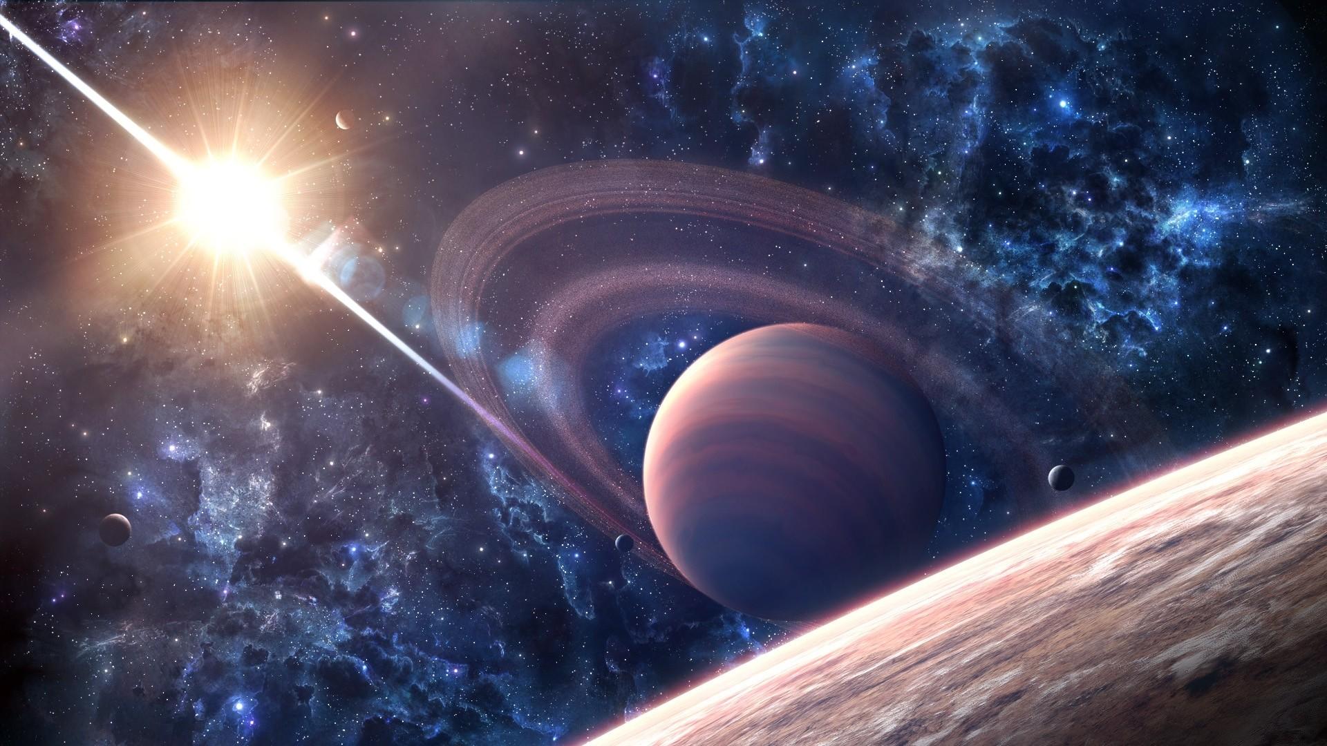 Saturn download nice wallpaper