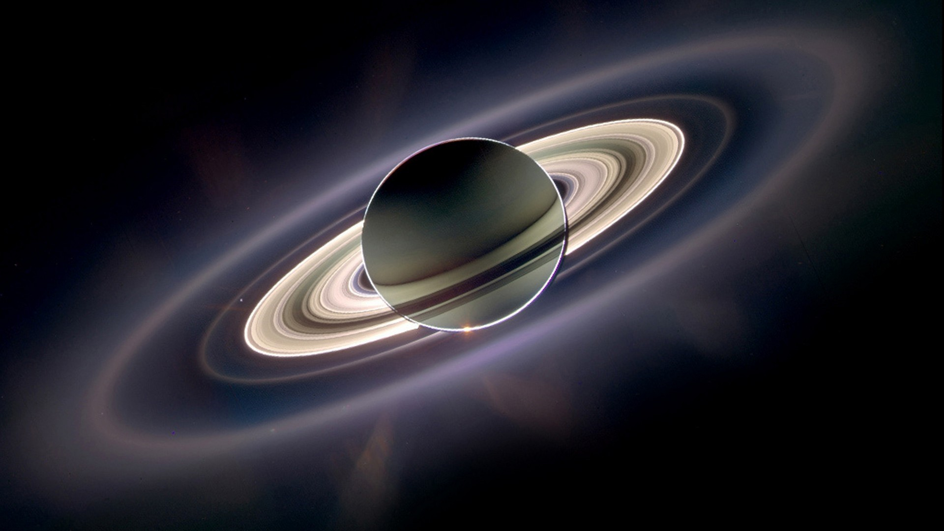 Saturn Free Wallpaper and Background