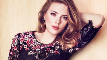Scarlett Johansson Free Wallpaper