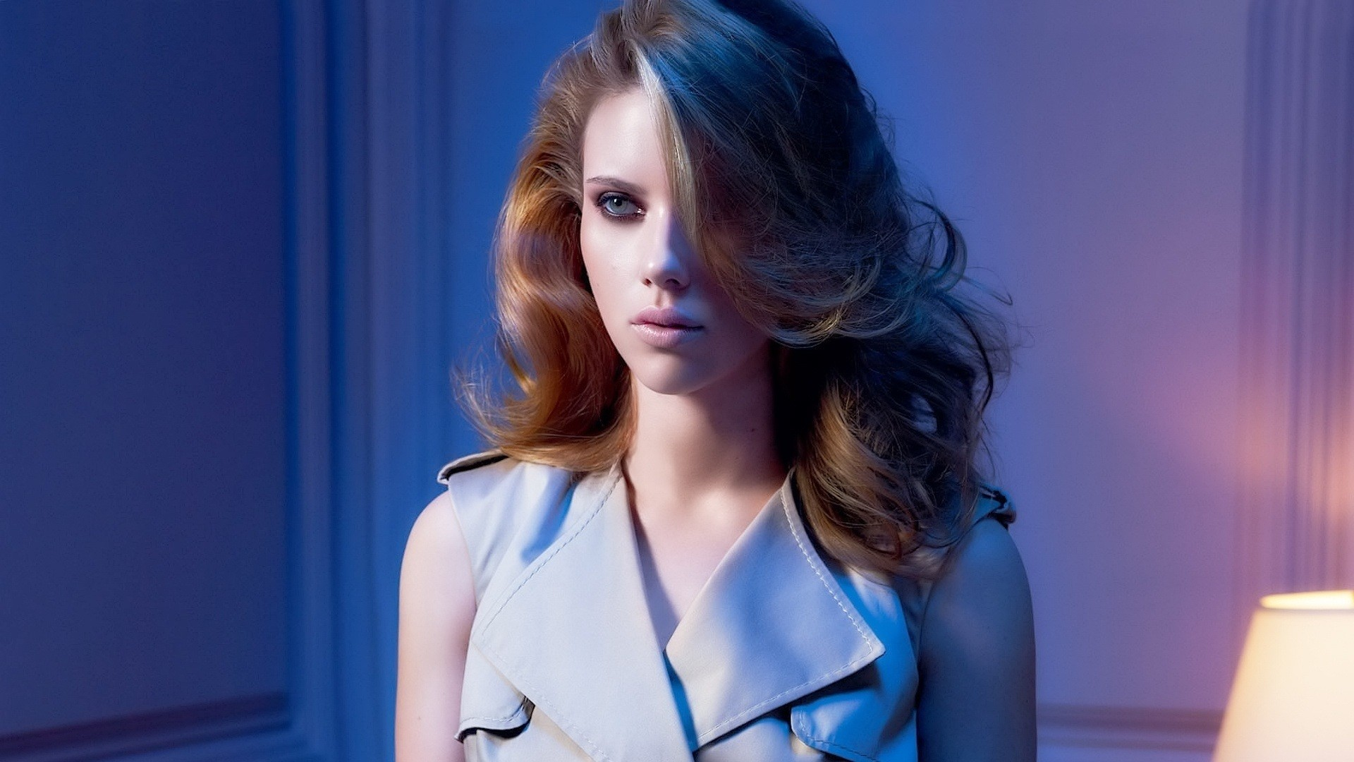 Scarlett Johansson wallpaper photo