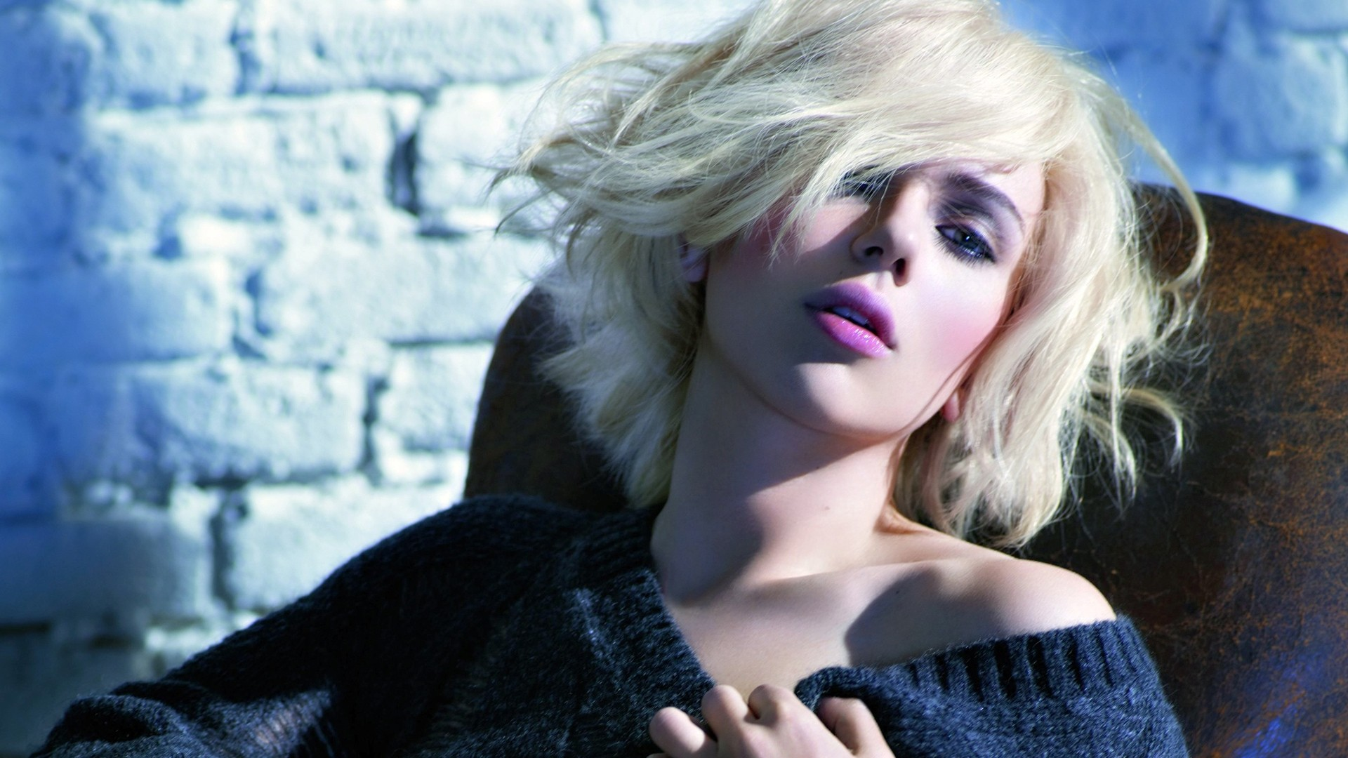 Scarlett Johansson Background Wallpaper
