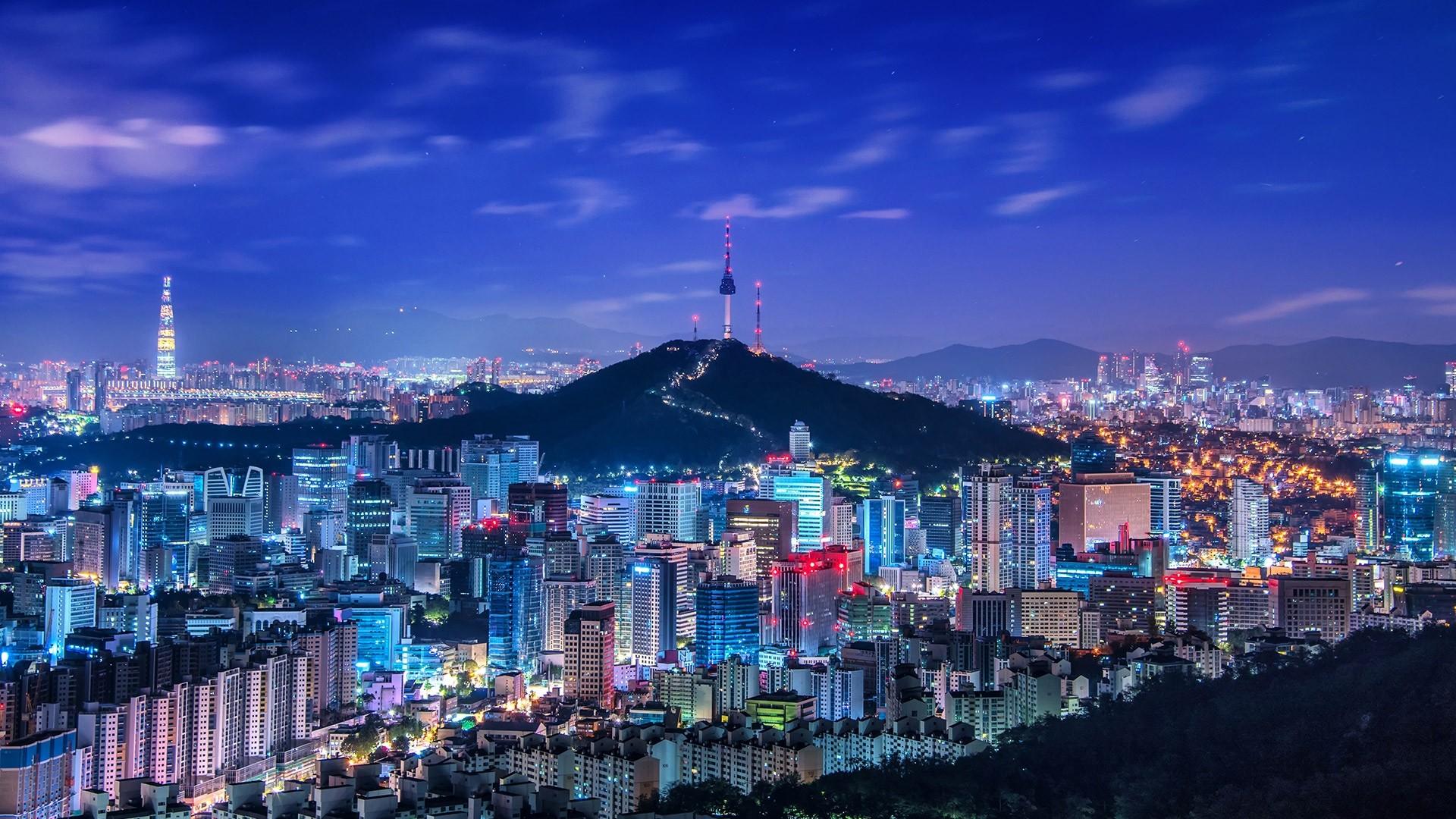 Seoul Wallpaper Download