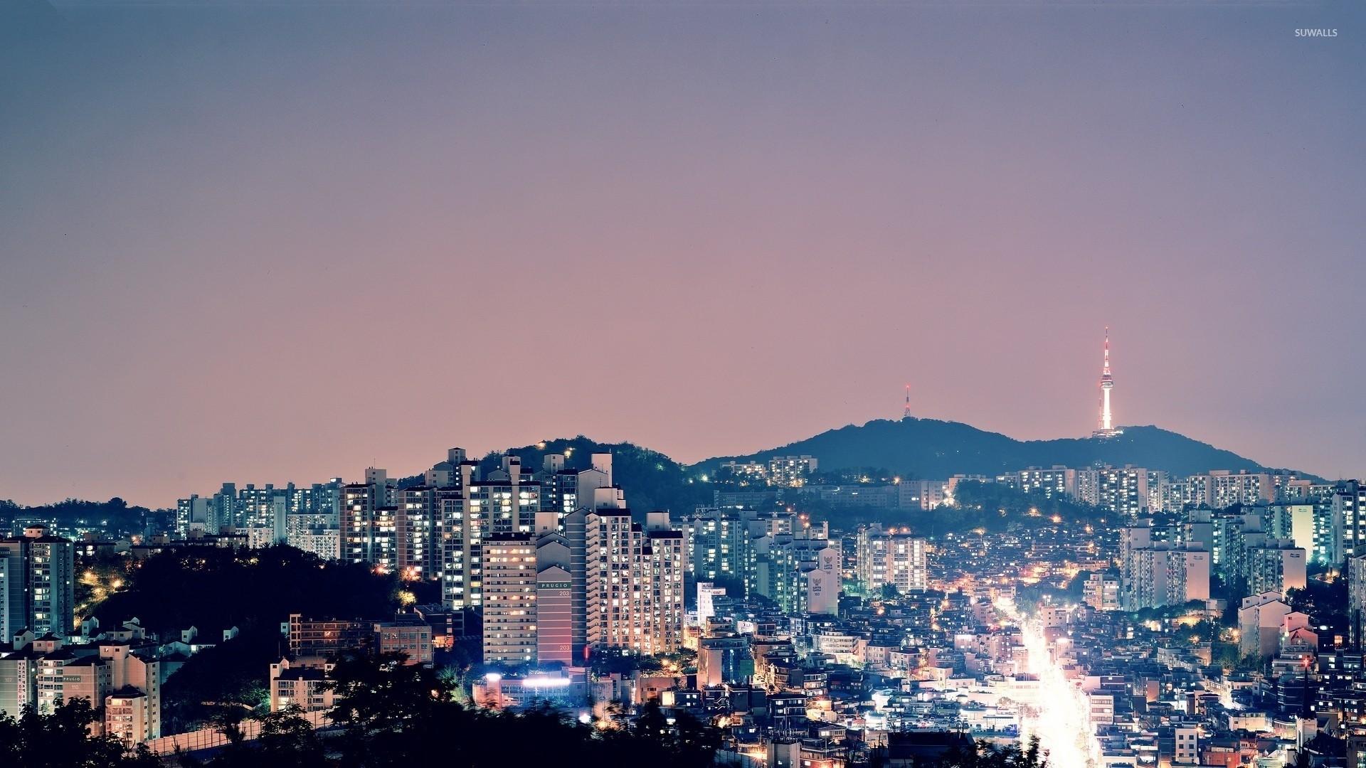 Seoul Wallpaper Free